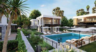 Altınoluk Satılık Villa / 300 m2 Arsa İçinde / Havuzlu / Denize 100 Metre / Müstakil Bahçeli / Özel Otoparklı