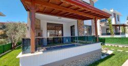 Güre Satılık Müstakil Villa / Bağımsız / Özel Havuzlu / Denize 400 Metre / Müstakil Bahçeli