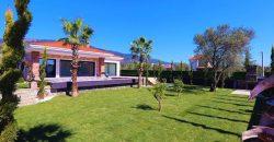 Altınoluk Satılık Müstakil Villa / Havuzlu / Bağımsız / 800 m2 Arsa İçinde