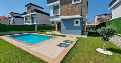 Altınoluk Satılık Bağımsız Villa / Özel Havuz ve Bahçeli