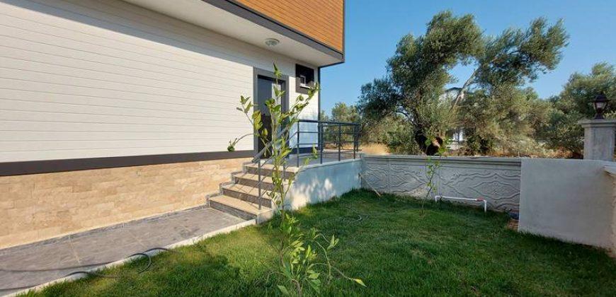 Güre Satılık Bağımsız Villa / Müstakil Bahçeli / Tripleks / Güre Sahilde
